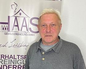 H.AA.S Gebäudereinigung GmbH, Verwaltung, Mahnwesen, Vertreib, Tuttlingen, Peter Träutlein, Träutlein