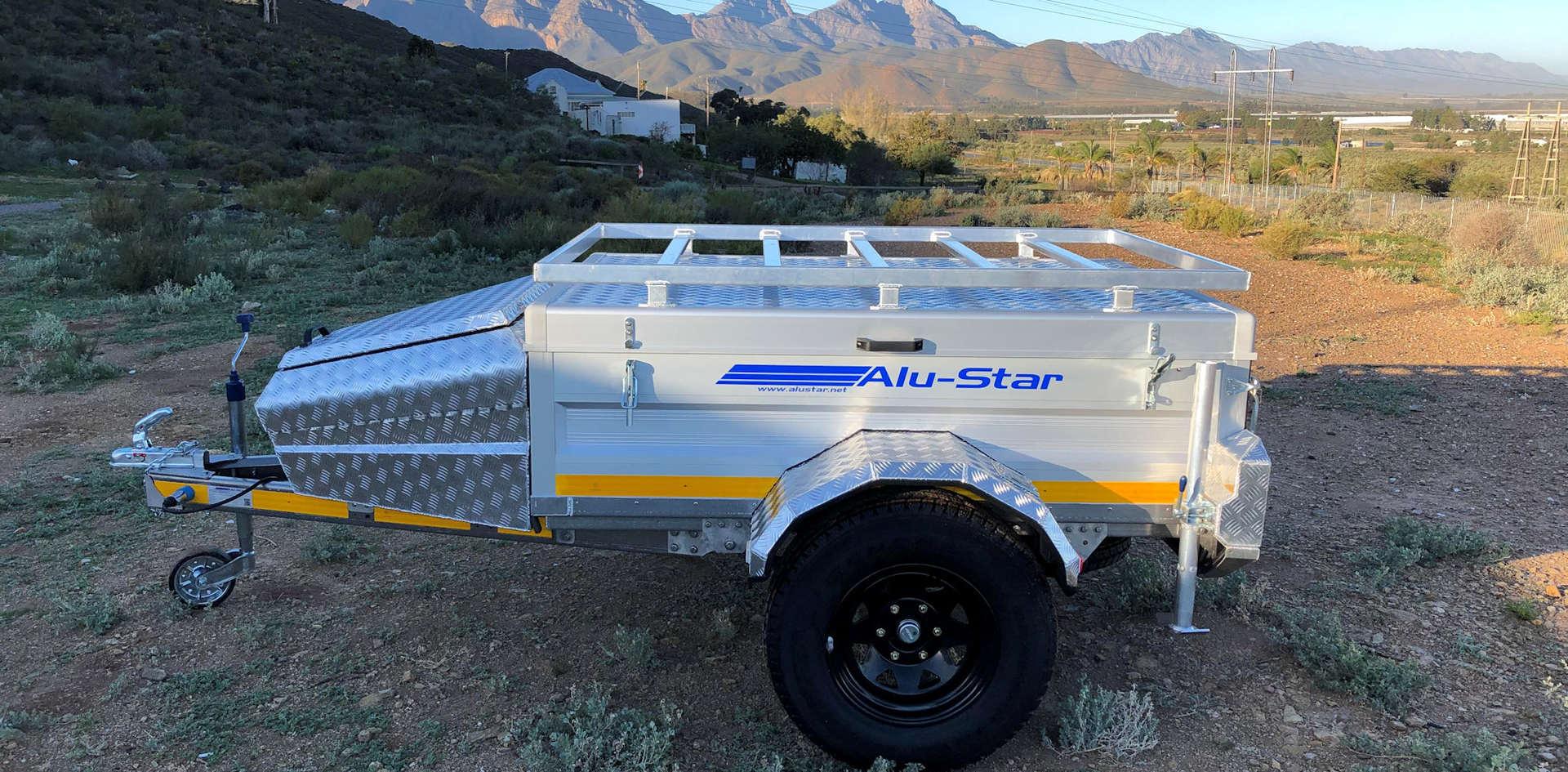 Alu-Star Shuttle