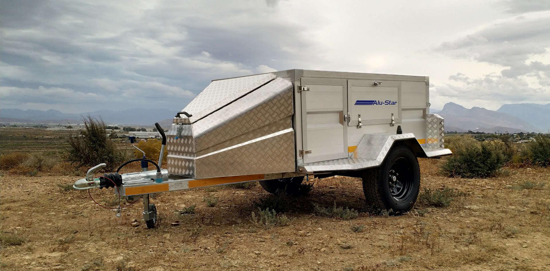 Tracker Camper