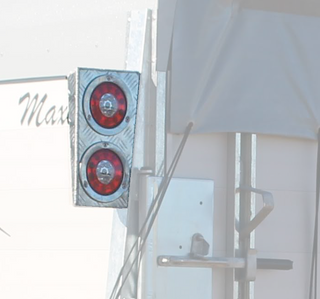 High Mounted Tail Lights