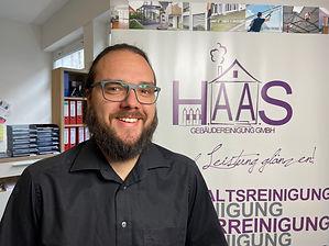 H.AA.S Gebäudereinigung GmbH, Geschäftsführung, Tuttlingen, Alexander Abraham, Abraham