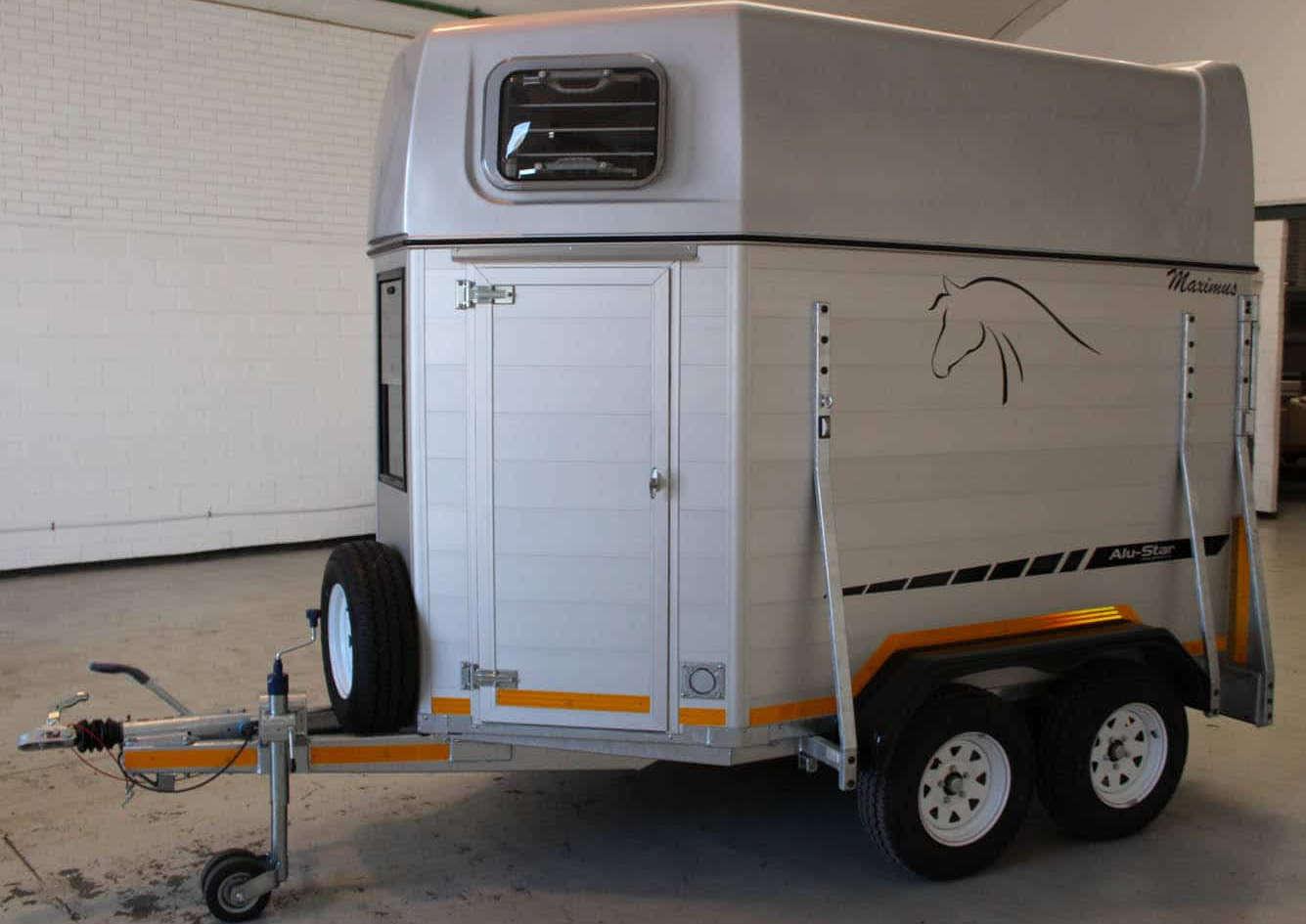 Alu-Star - Maximus Horsebox