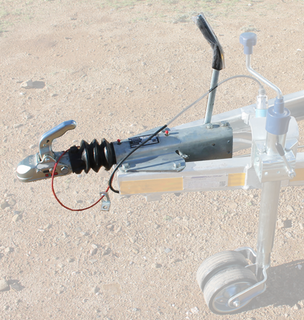 Run-In Brake System