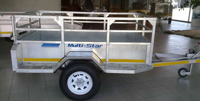 Multi-Star Commercial