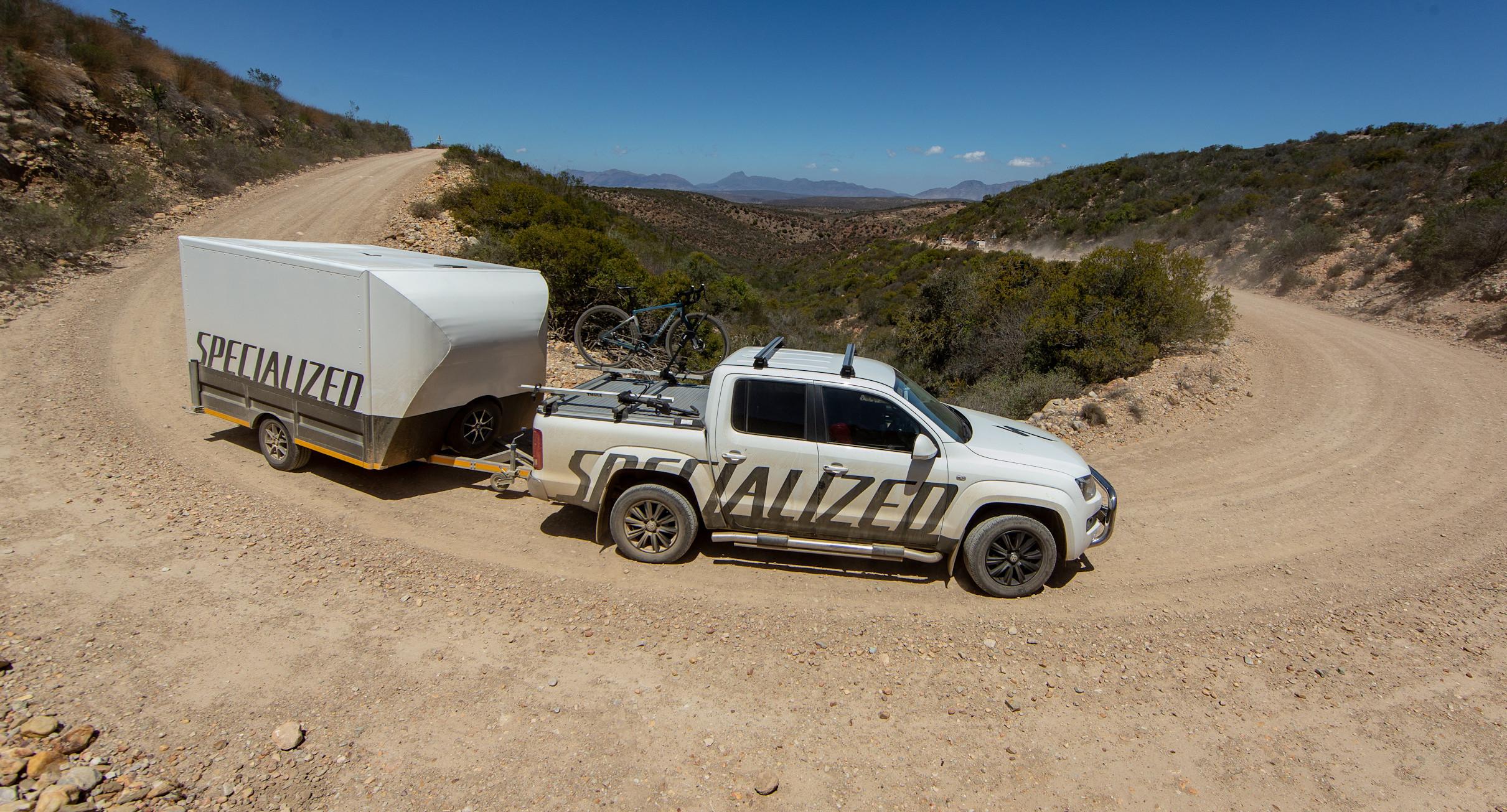 Cruising along off the beaten track. (Image courtesy Specialize ZA)