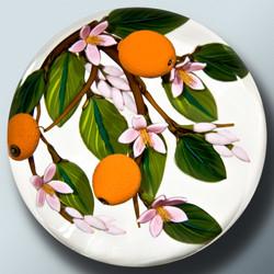 Blooming Orange