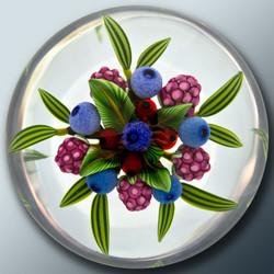 Wild Berry Kaleidoscope