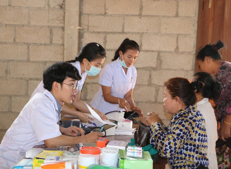 Family health in rural Laos: how PFHA is going the distance