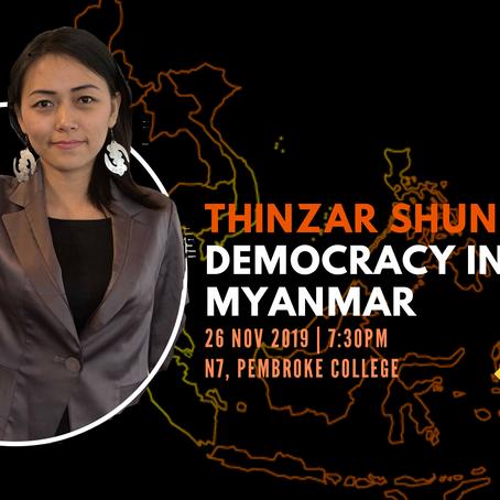 Contextualising Activism in Myanmar
