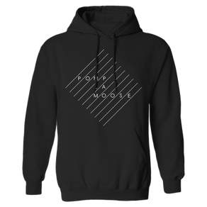 Pomplamoose Abstract black Hoodie.png