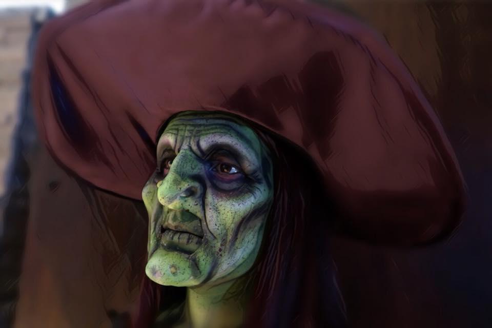 Jacquie Lantern - Swamp Witch
