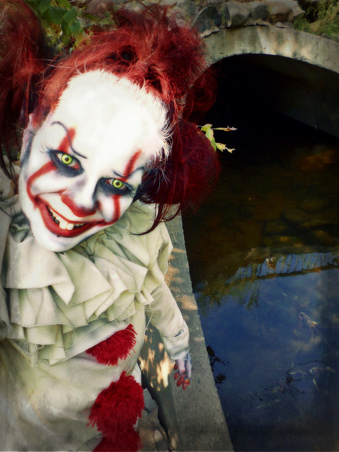New Pennywise Makeup!