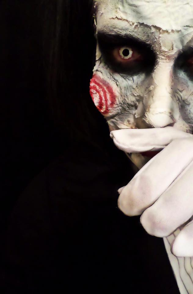 Jacquie Lantern - Billy the Puppet