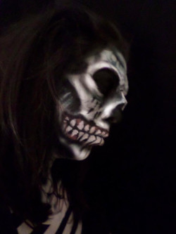 Jacquie Lantern -  Skull Zombie