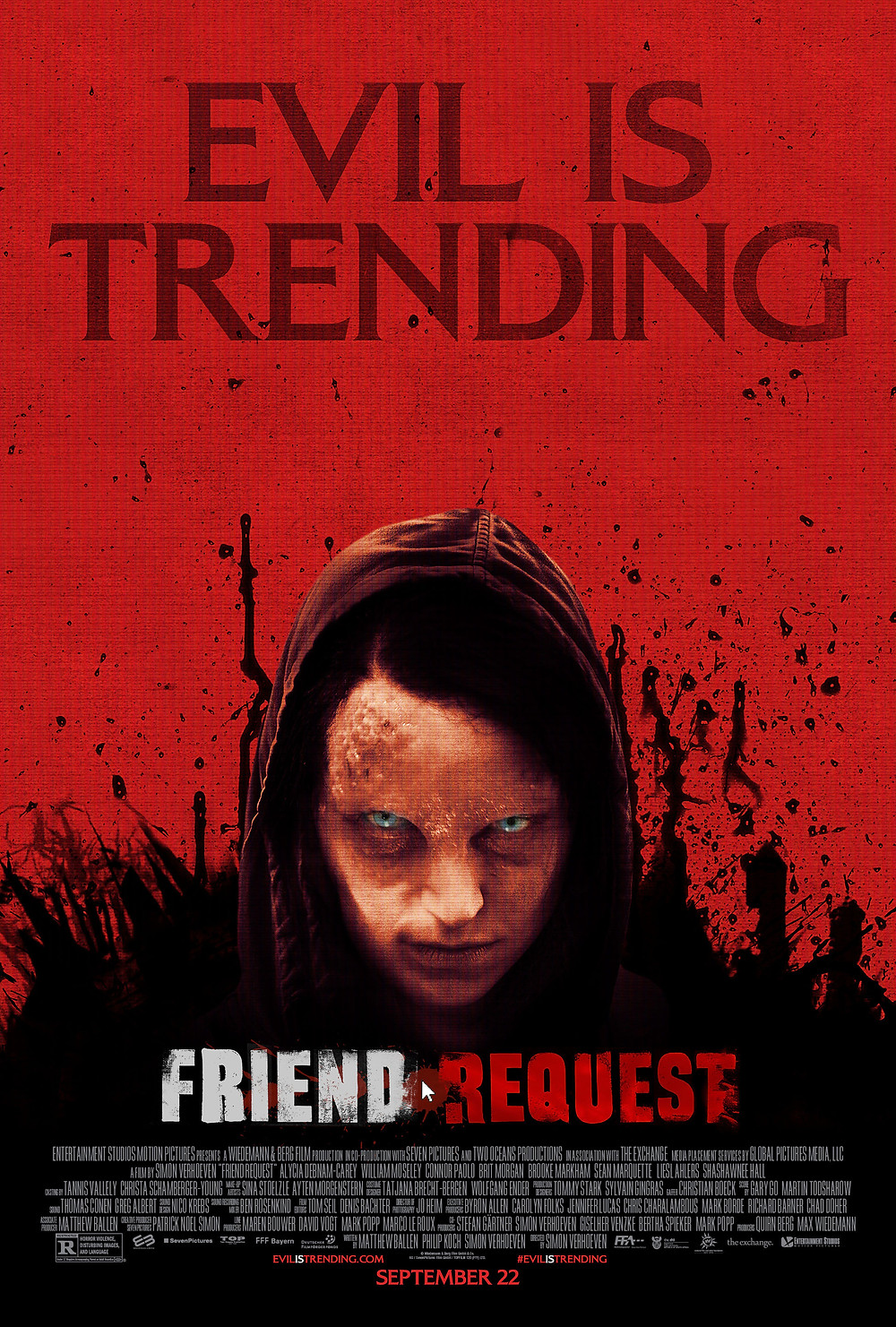 FRIEND REQUEST AMC Rosedale Promo