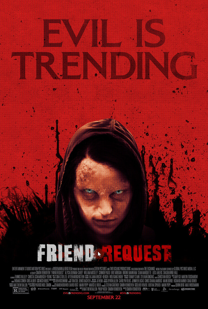 See an Advance Screening of FRIEND REQUEST