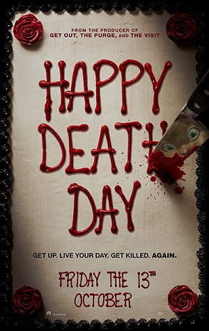 Win a 4 pack of tickets to see Happy Death Day!