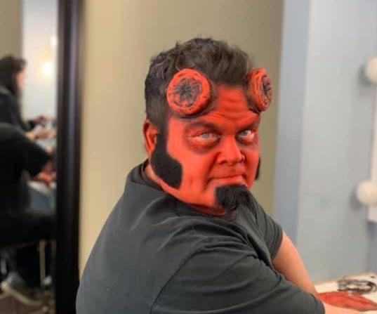 Jacquie Lantern - Hellboy