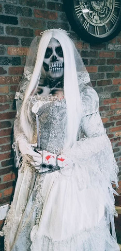 Jacquie Lantern - Skull