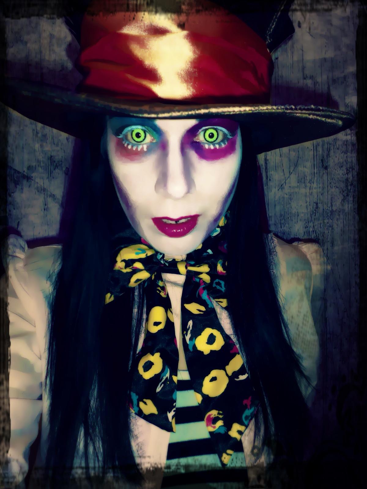 Jacquie Lantern - Mad Hatter