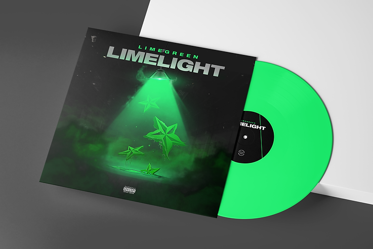 LIMELIGHT by LIMEGREEN