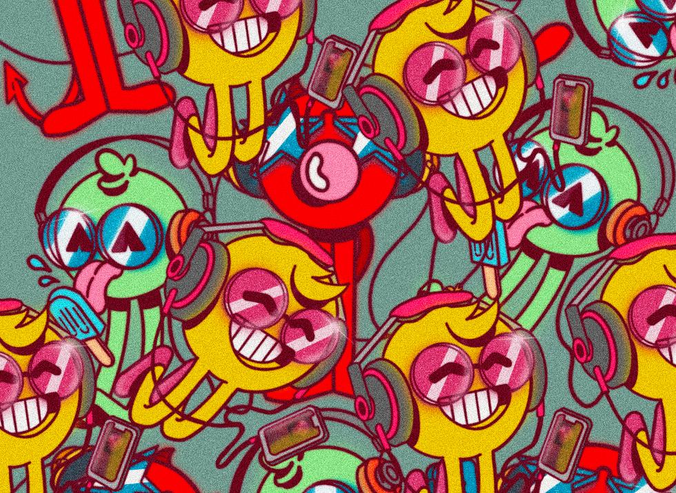 gig studio-illustration