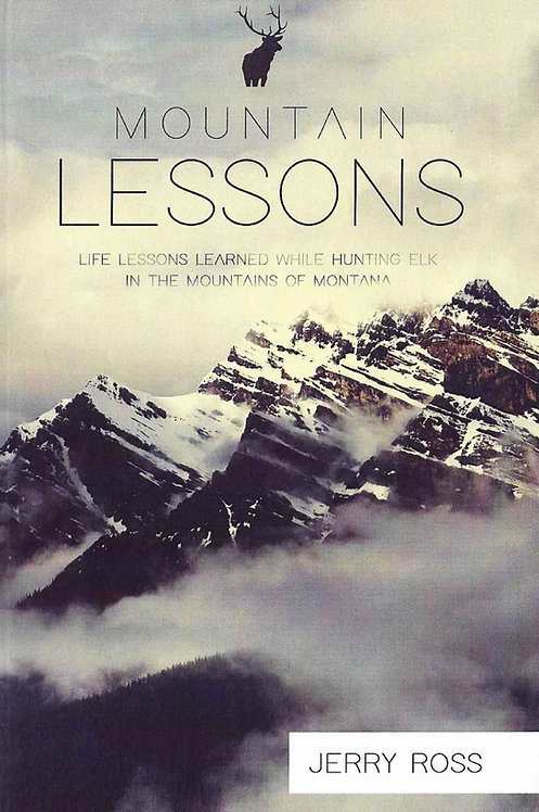 Old Cover - Mountain Lessons