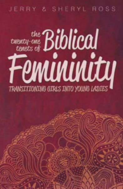 21 Tenets of Biblical Femininity - old cover