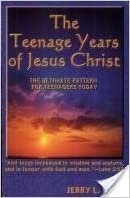 Old Cover-The Teenage Years of Jesus Christ