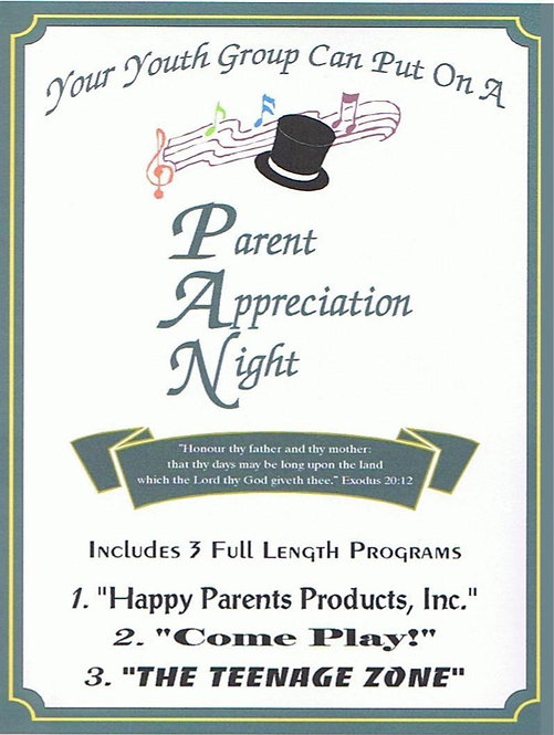 Parent Appreciation Night