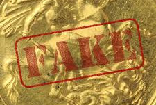 Beware of Synthetic Gold and Silver Products