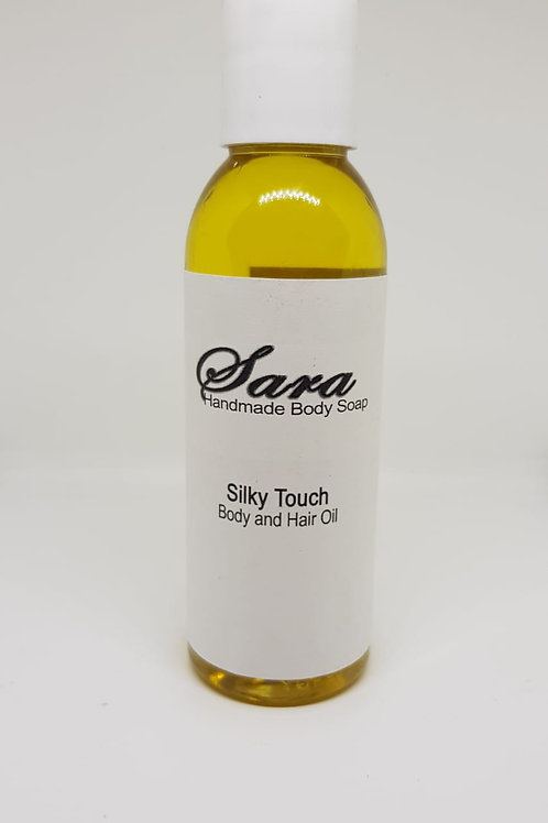 Silky Touch Body Oil