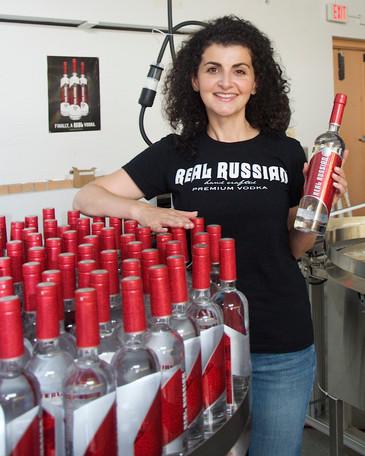 Inna Feldman-Gerber the President of company