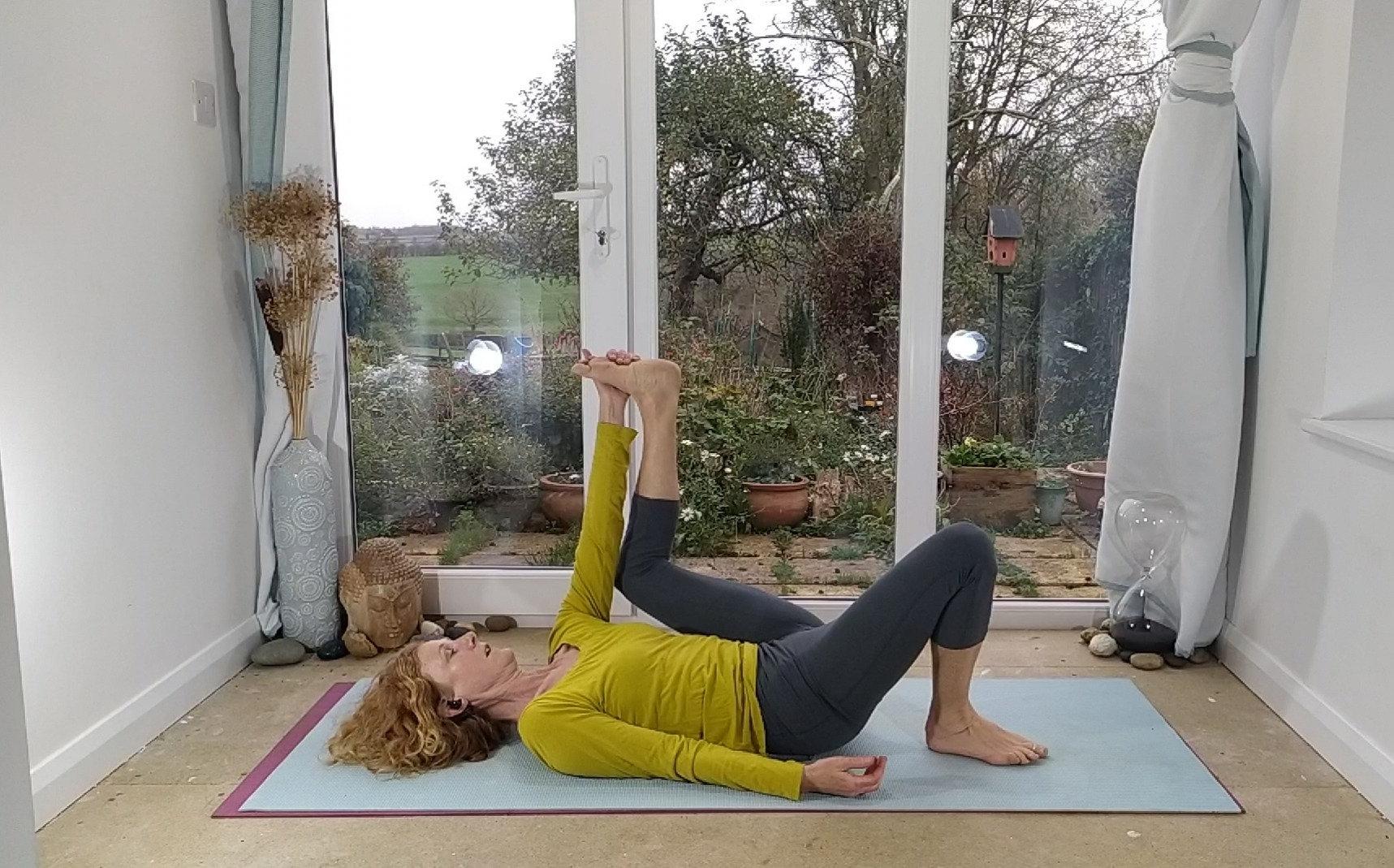 Tuesday 8-8.30am Gentle yoga & meditate