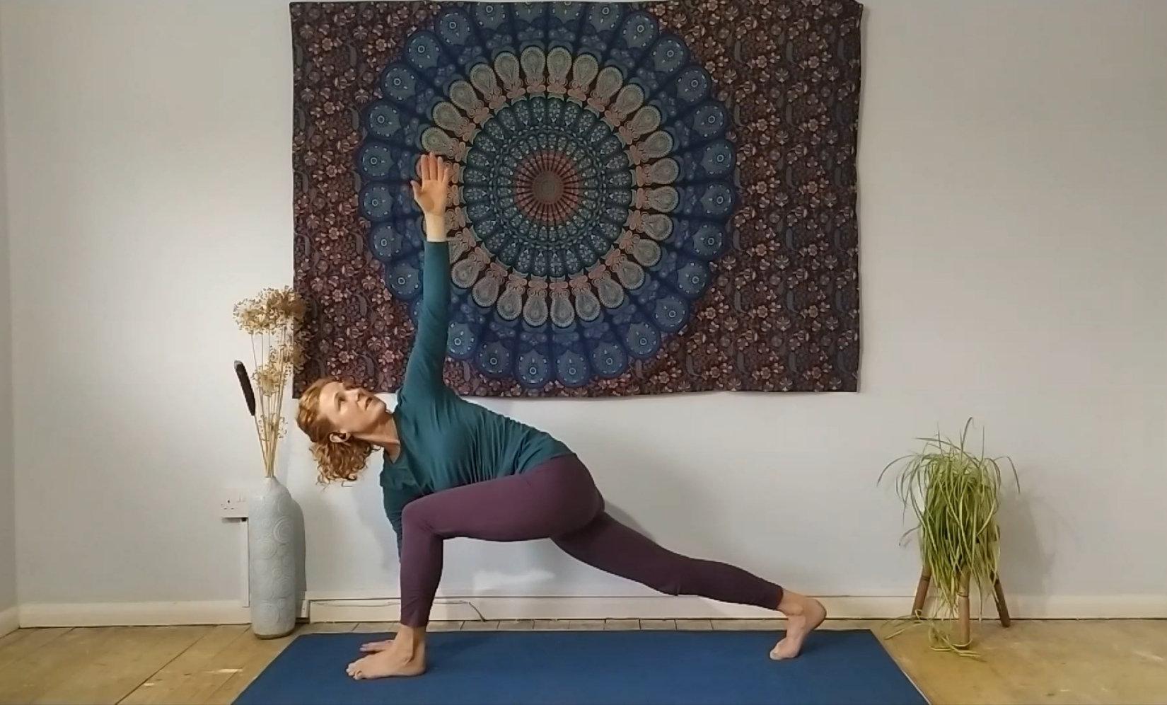 Wednesday 8-8.50am Early bird yoga