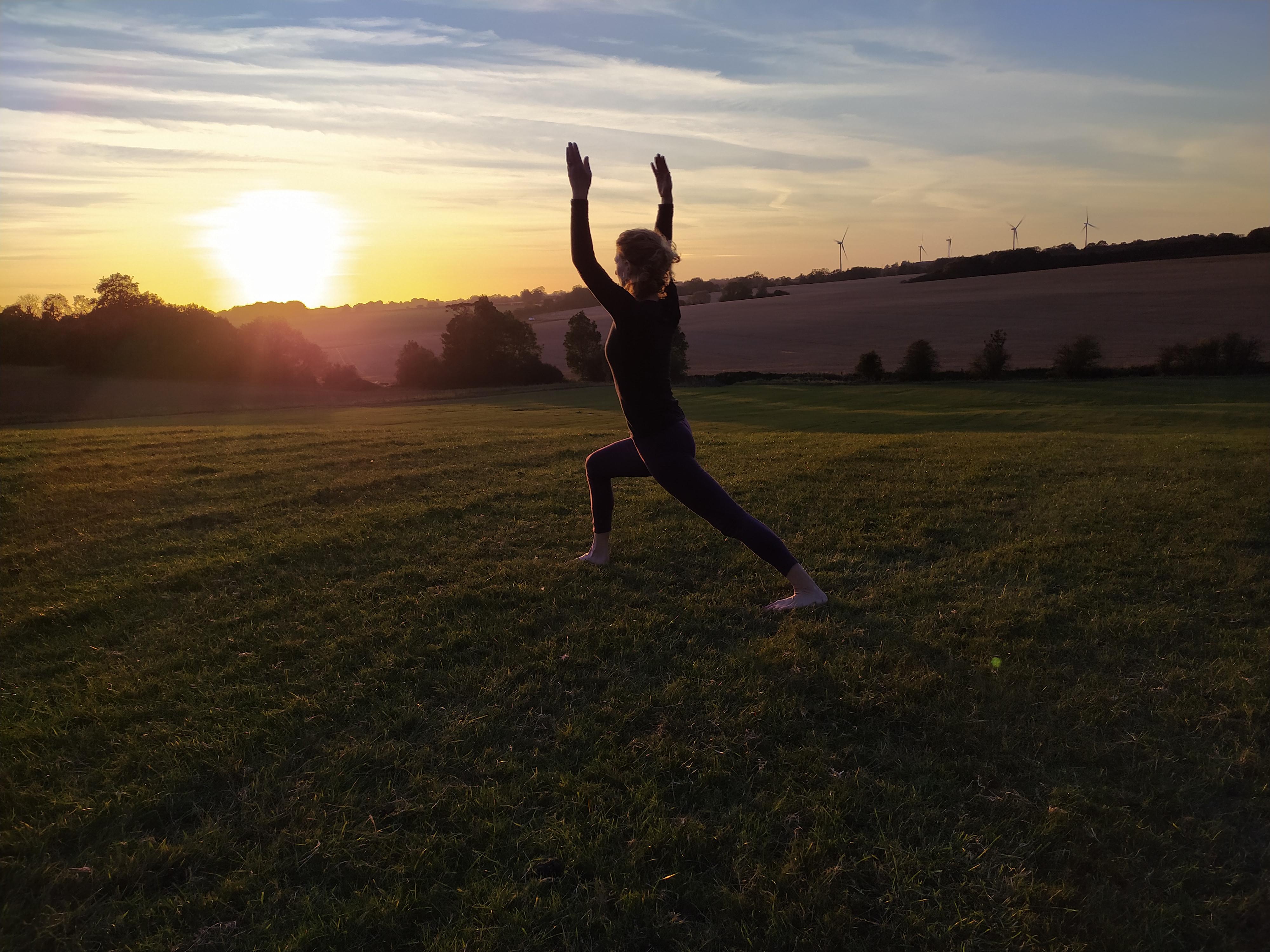 Thursday 7-8pm Evening yoga