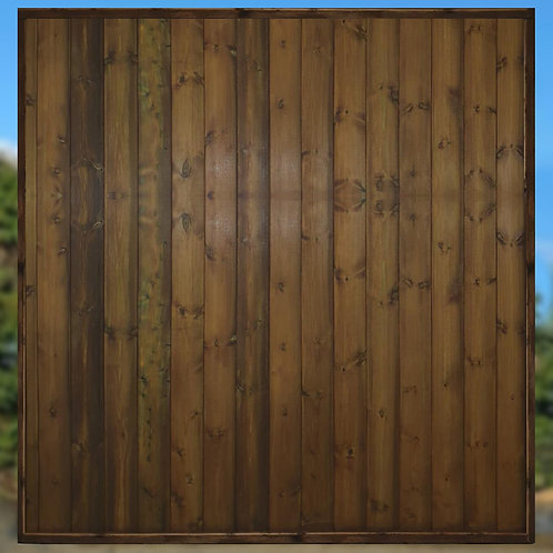 SSR Tongue & Groove Fence Panels - Various Sizes