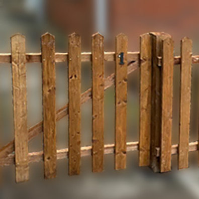 SSR Picket Gates - Various Sizes