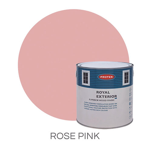 PROTEK - Royal Exterior - Pink & Purple Shades