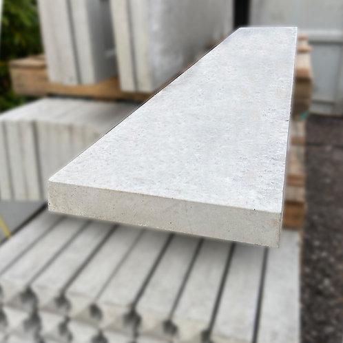 SSR Solid Concrete Gravel Boards - Various Sizes