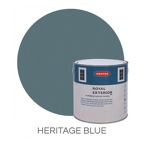 PROTEK - Royal Exterior - Blue Shades
