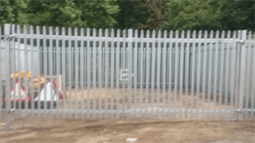 palisade-double-leaf-security-gate