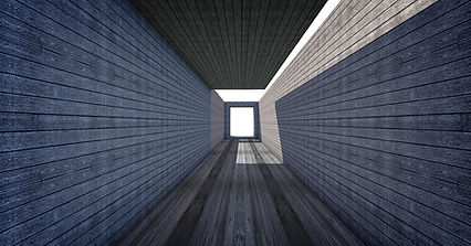 Wooden Tunnel