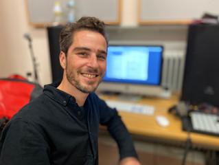 Philipp Gerhard - GrooveLAB, Kontrabass