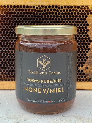 BrettLynn Farms Unpasteurized Honey