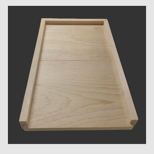 Solid Bottom Board