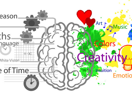 Are You More Right or Left Brained In Your Relationship?