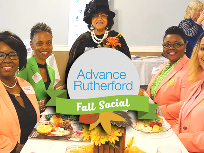 Register for the Advance Rutherford Fall Social