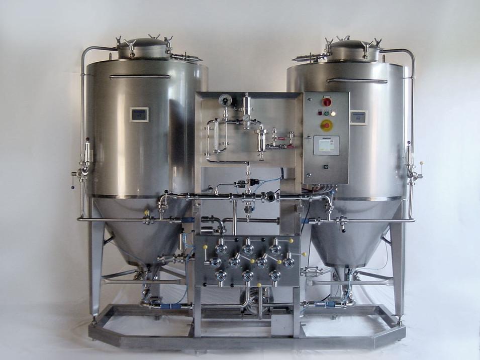 Hefepropagationsanlagen System WACHSMANN®