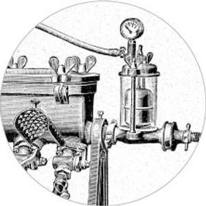 Vintage beer illustration Wachsmann